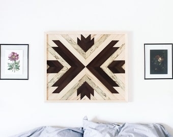Made To Order Exotic Wood Wall Hanging