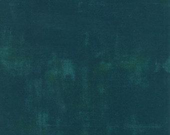 1/2 Yard Moda Grunge Jade 229