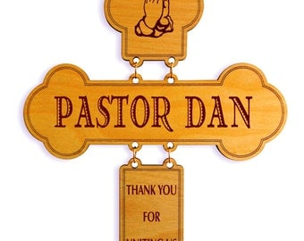 Gift for Wedding Officiant, Pastor Thank You For Marrying Us, Pastor Appreciation Gift On Our Wedding, Gift for Wedding Minister, DWO004