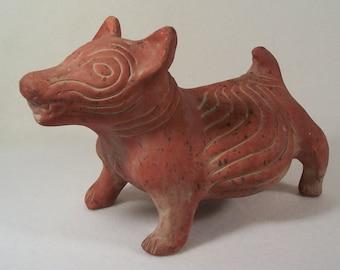 Colima Dog Ceramic Reproduction        S869
