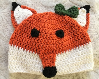 Kids Miss Woodland Fox Hat