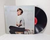 Barbra Streisand vintage vinyl record Simply Streisand LP album || 60's Pop || Stage & Screen Soundtrack