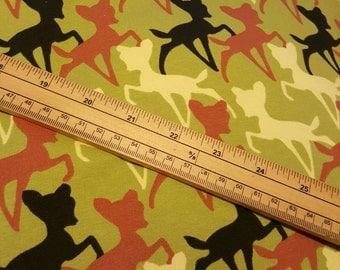 Bambi terry loop jersey fabric