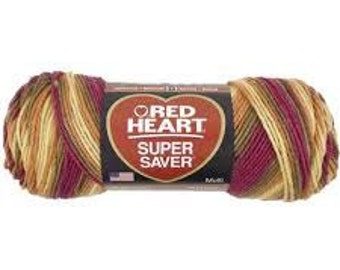 Red Heart Super Saver - Marrakesh