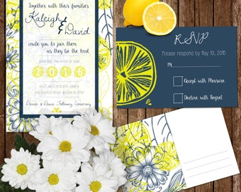 Lemon Invites
