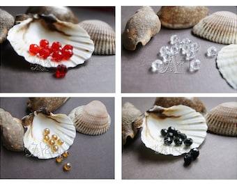 Beads Rondelle 8x6