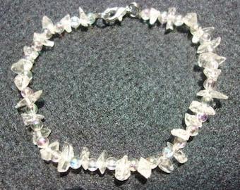Quartz Crystal Bracelet