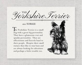 Vintage Dog Breed Prints