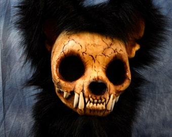 Custom:Cat Skull Mask