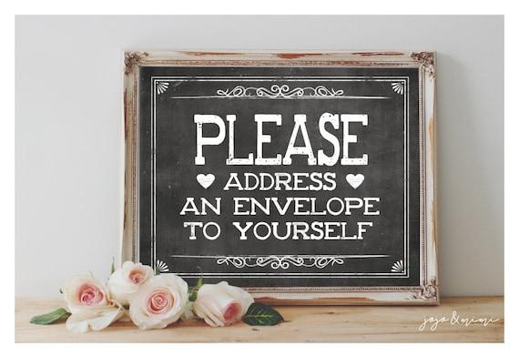 Address Oneself