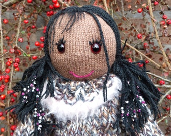 Cute knitted doll 2.0.