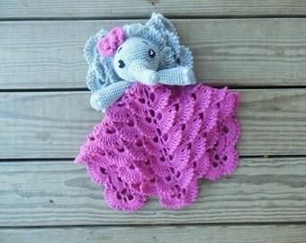 Ruffle Elephant Lovey