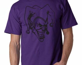 Creepy Jester T-Shirt - jes (1)