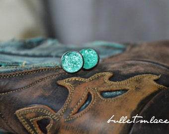 NEW COLORS, Druzy earring, Druzy, Faux druzy, Earrings, Studs