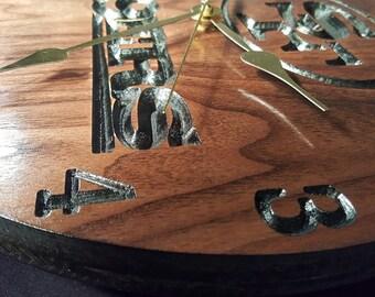 San francisco 49ers Clock