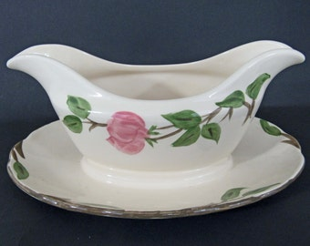 Vintage Franciscan Ware Gravy Boat Perfect Condition