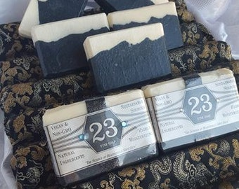 Eczema and Acne Formula - Activated Charcoal Complexion Soaps