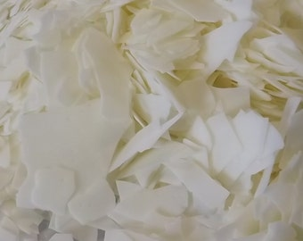 Pure Soy Wax Flakes 1-5-10 lb Bags GB 415 For Candles Tarts Cosemetics