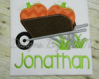 Wheelbarrow Shirt, Pumpkin Shirt, Pumpkin Patch Shirt. Happy Fall, Fall Shirt, Halloween Shirt, Thanksgiving Shirt