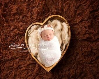 Instant Download newborn backdrop. Digital backdrop! Easy to use! Heart digital backdrop! TWO FILES instant download!