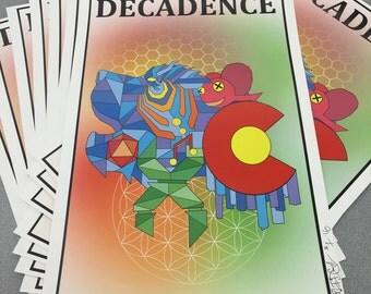 LE - Decadence (2015-2016) Prints 1-16