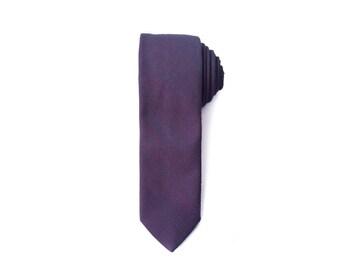 Urban Edge Purple/Pink Denim Tie