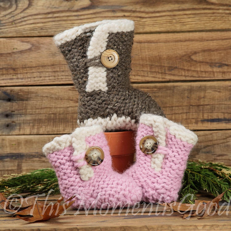 547e33f337a9 Baby Booties Knitting Pattern Pdf