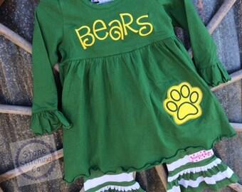 Baylor shirt, Baylor outfit, Baylor Bears