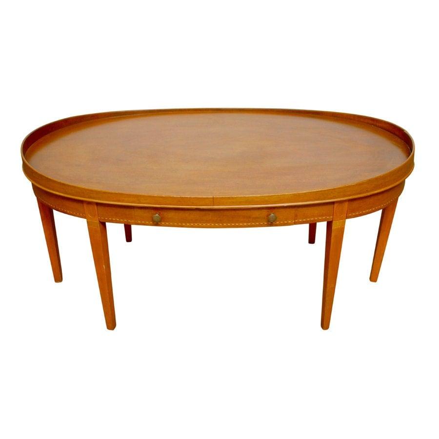 Vintage Mersman Inlay Coffee Table By ErinLaneEstate On Etsy