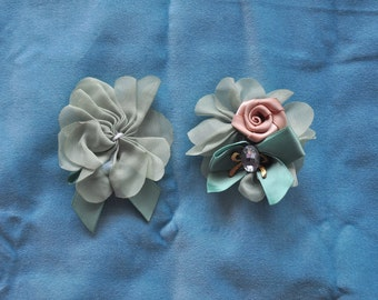 Green Petals Rose