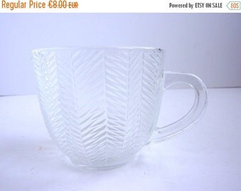 July Sale french vintage arcoroc cup