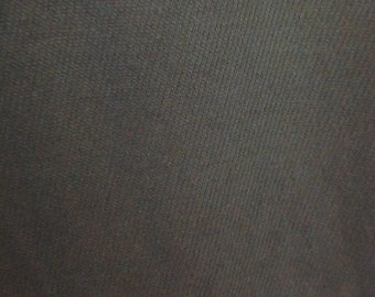 Dark Sage Green Bottom-weight Cotton Twill Fabric-By-The-Yard