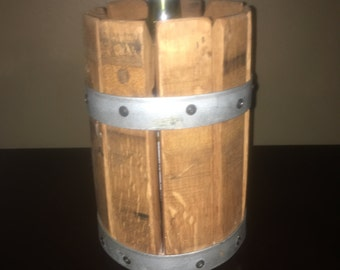 Wine Barrel Stave Bottle Chiller