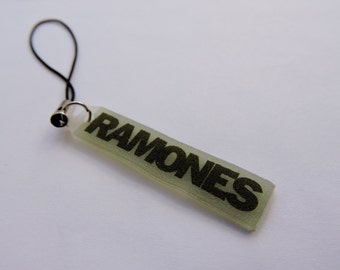 The Ramones Phone Charm, Phone Charm, Phone Jewelry