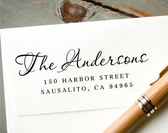 Self-Inking Address Stamp, Custom Return Address Stamp, Personalized Stamp, Self-Inking Stamp, Wedding Shower Gift, Housewarming, Engagement
