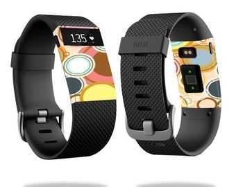 Skin Decal Wrap for Fitbit Blaze, Charge, Charge HR, Surge Watch cover sticker Bubble Gum