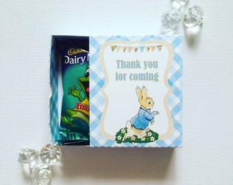 Peter rabbit  matchboxes