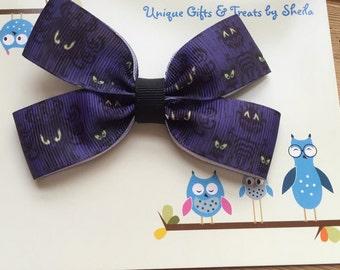 Disney Haunted Mansion Wallpaper Hair Clip