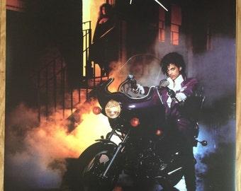 Prince Purple Rain 1984 Movie 24 x 36 Printed in USA poster
