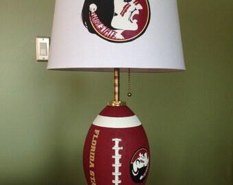 Florida State football Lamp. NCAA SPORTS TEAM.