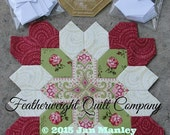 Lucy Boston - Patchwork of the Crosses - Quilt Starter Kit - English Paper Piecing