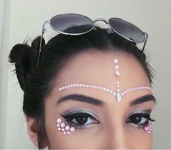 PixieLust Face Jewels Gem Bindi Body Jewelry Stickers