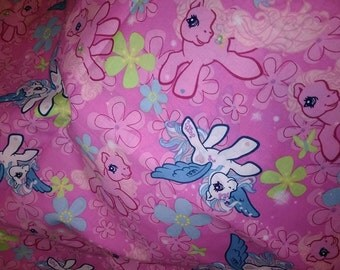 My Little Pony Fabric Very Rare and Hard To Find