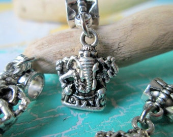 Trailer * Ganesha * elephant God * charm * Yoga * Lord Ganesh * pendants *.