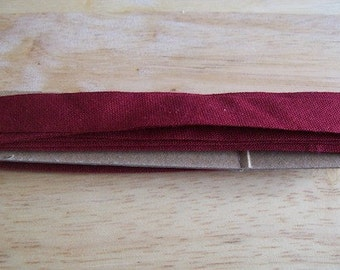 bias binding cotton 13mm wide trimming ribbon tape - 3 metres
