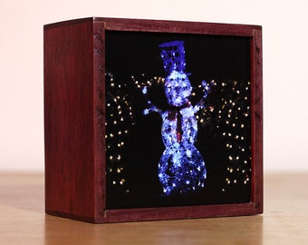 LED Photo Color-Changing Light Box