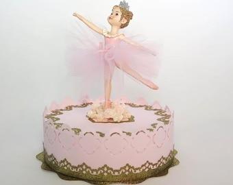 The Nutcraker Ballerina
