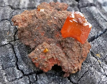Wulfenite Red Cloud