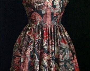 Heart of Darkness Dress