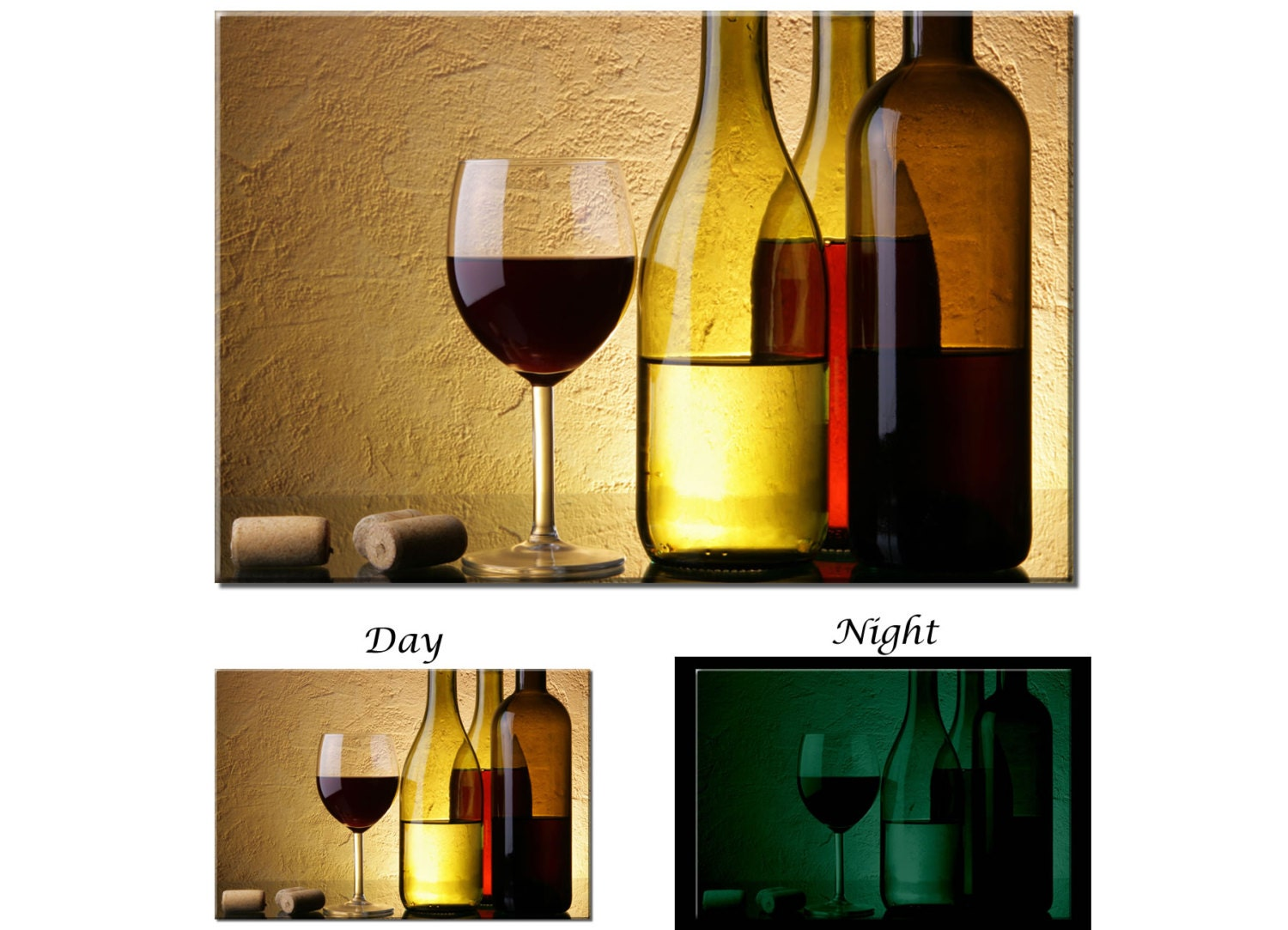 Famous Wine Bottle Holder Wall Decor Image - The Wall Art ...
